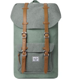 Herschel Supply Co. Army Crosshatch Classics Little America Backpack Picutre