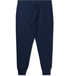 Jiberish Navy Cozy Sweatpants Picutre