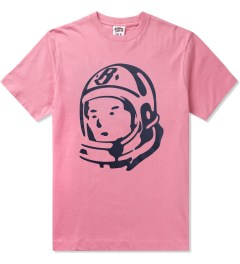 Billionaire Boys Club Bubblegum Pink/Peacoat S/S Helmet T-Shirt Picutre