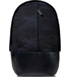 HAERFEST Blue Shell Backpack Picutre