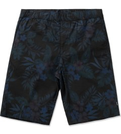 HUF Midnight Floral Easy Shorts Picutre