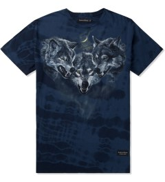 Raised by Wolves Navy Wolfpack T-Shirt Picutre