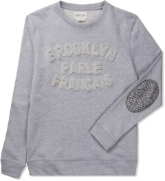 BWGH Grey/Light Grey Brooklyn Parle FR2 Sweater Picutre
