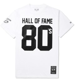Hall of Fame White 80's T-Shirt Picutre