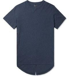 CLOT Navy Fish Tail Layer T-Shirt Picutre