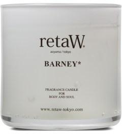 retaW Barney Fragrance Gel Candle Picutre