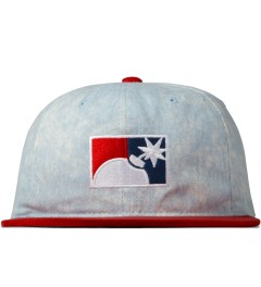 The Hundreds Red Hill Snapback Picutre