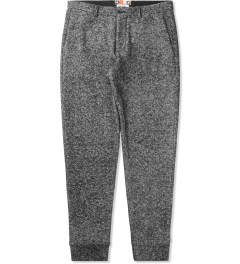 MSGM Speckle Grey Pantalone Trousers Picutre