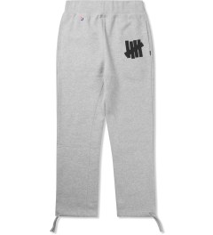 Undefeated Grey Heather Strike Sweatpants Picutre