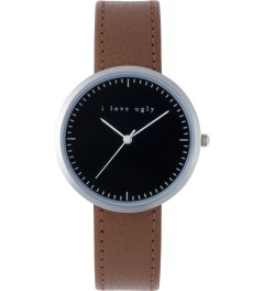 i love ugly. Black Nut Classic Watch Picutre