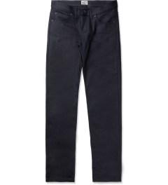 Naked & Famous Indigo/Black Elephant #4 Skinny Guy Jeans Picutre