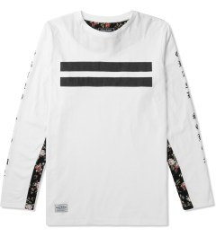 Grand Scheme White Renegade L/S T-Shirt Picutre