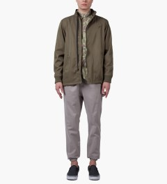 """Deluxe Light Woodland Camo """"Ray"""" Shirt Model Picutre"""