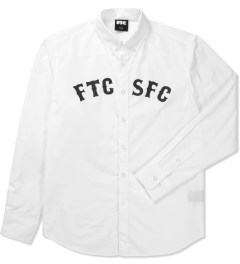 FTC White Team BD Shirt Picutre