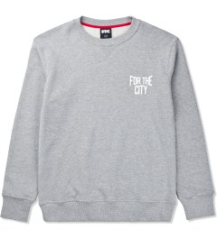 FTC Grey For The City Sweatshirt Picutre