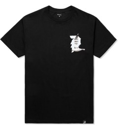 Primitive Black Gully T-Shirt Picutre