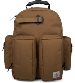 Carhartt WORK IN PROGRESS Hamilton Brown Lewis Backpack Picutre