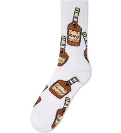 40s & Shorties White Henny Socks Picutre
