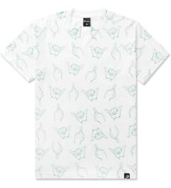 Primitive White HLFU T-Shirt Picutre