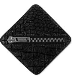 KRISVANASSCHE Black Square Coin Purse Picutre