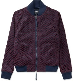 Publish Maroon Millo Jacket Picutre