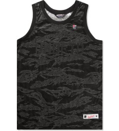 Undefeated Grey 00 Mesh Tank Top Picutre