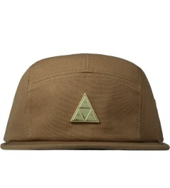 HUF Caramel Metal Triple Triangle Volley Cap Picutre