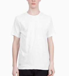 Publish White Ananta T-Shirt Model Picutre