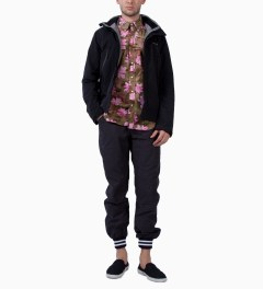 Mark McNairy Charcoal Higgins Pant Model Picutre