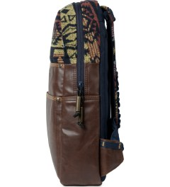Focused Space Navajo The Departure Backpack Model Picutre