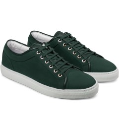 ETQ Money Green Low Top 1 Sneakers Model Picutre