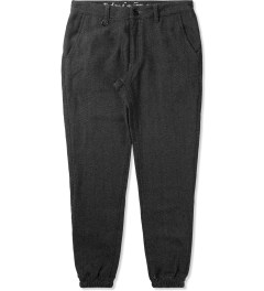 Publish Charcoal Bruswick Jogger Pants Picutre