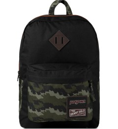 Benny Gold Benny Gold x Jansport Fog Camo Superbreak Backpack Picutre