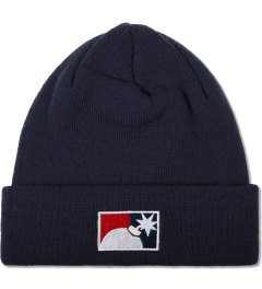 The Hundreds Navy Hill Beanie Picutre