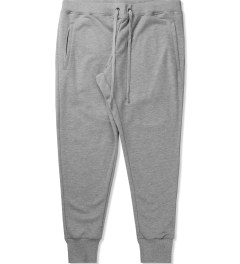 Jiberish Grey Cozy Sweatpants Picutre