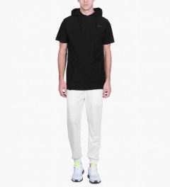 Publish White Franko Jogger Pants Model Picutre