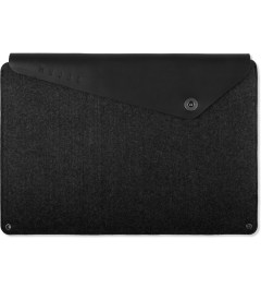 "MUJJO Black 13"" Macbook Air & Pro Retina Sleeve Picutre"