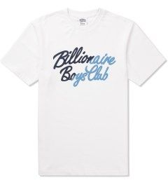 Billionaire Boys Club White S/S Slash T-Shirt Picutre