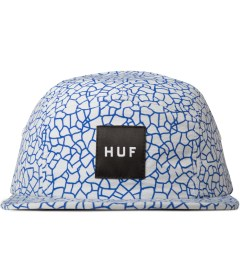 HUF White Quake Volley 5-Panel Cap Picutre