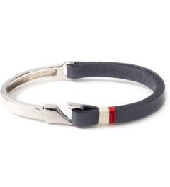 Miansai Navy Blue Mav Silver Bracelet Picutre