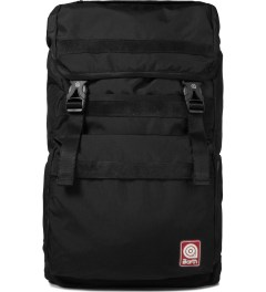 The Earth Black New Disaster Backpack Picutre