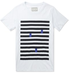 Still Good White Mondrian 6 T-shirt Picutre