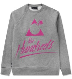 The Hundreds Athletic Heather Heavy Life Sweater Picutre