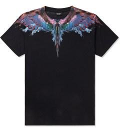 Marcelo Burlon Black Alas Agua T-Shirt Picutre