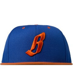 Billionaire Boys Club Royal ML Snapback Cap Picutre