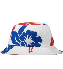 HUF White Copacabana Bucket Hat Picutre