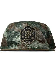 Benny Gold Duck DFA Fog Camo Mesh Hat Picutre