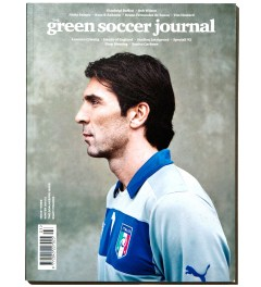 The Green Soccer Journal Issue 3 - The Goalkeeper Issue Picutre