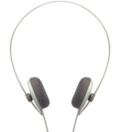 AIAIAI Grey Tracks Headphones Picutre