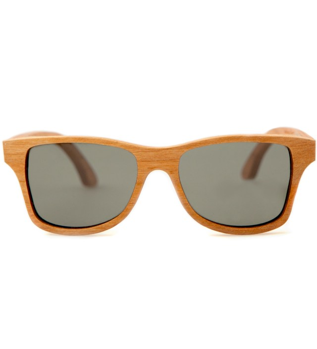 Canby Oak Polarized Grey Sunglasses